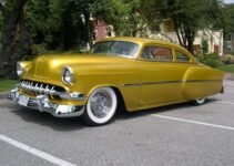 1954 Chevy   Old Car