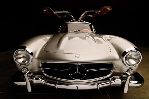 1954 Mercedes-Benz 300SL old car