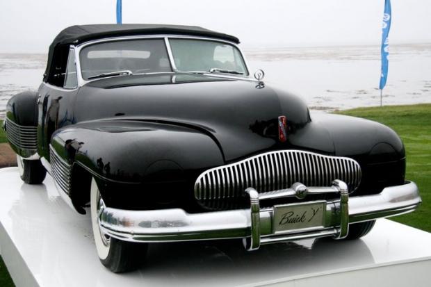 1938 Buick Y Concept Car