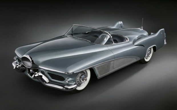 51 Buick Le Sabre Concept Car