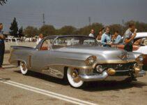 1953 Cadillac Le Mans Concept Car