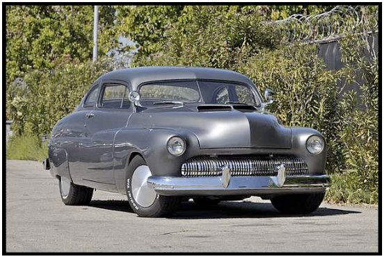 50 Mercury Monterey Cobra coupe