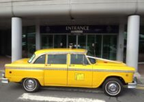 1981 Checker Cab
