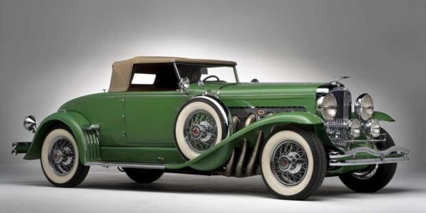 1929 Duesenberg J 142 Convertible Coupé SWB