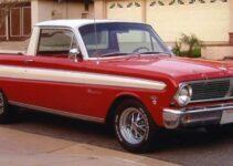 1965 Ford Ranchero Pickup Truck