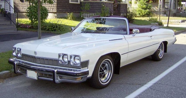 1974 Buick LeSabre Luxus convertible