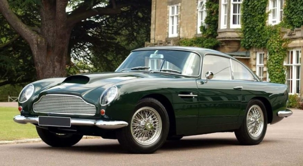 1959 Aston Martin DB4 GT British Sports Car