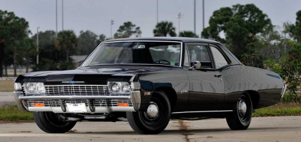 1968 Chevrolet Biscayne 2-door