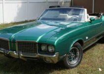 1972 Olds Cutlass | Convertible Car