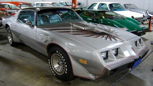 1979 Pontiac Trans Am 10th Anniversary Edition