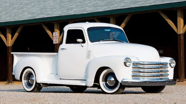 Pictures Of Old Chevy Pickup Trucks >> 1952 Chevrolet Five-Window | Pickup Truck | Amazing Classic Cars