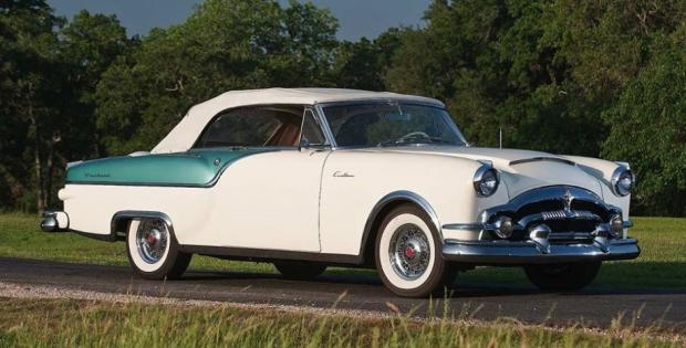 1954 Packard Caribbean Convertible