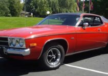 1973 Plymouth Satellite Seebring Plus