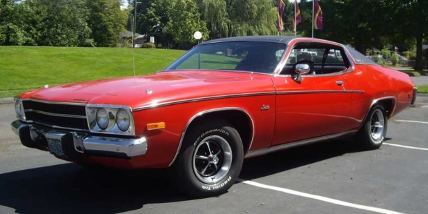 1973 Plymouth Satellite Seebring Plus muscle car