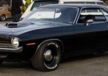1970 Plymouth Hemi Cuda Coupe