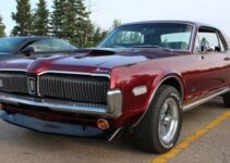 1968 Mercury Cougar XR7