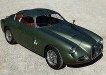 1957 Alfa Romeo 1900 CSS Zagato