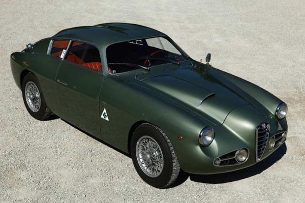 1957 Alfa Romeo 1900 Css Zagato Amazing Classic Cars