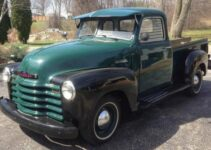 1948 Chevy 3100 1-2 Ton | Pickup Truck