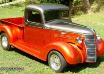 1938 Chevy Pickup Truck