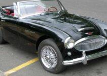 1963 Austin-Healey 3000MK