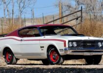1969 Mercury Cyclone Spoiler II Cale Yarborough Special