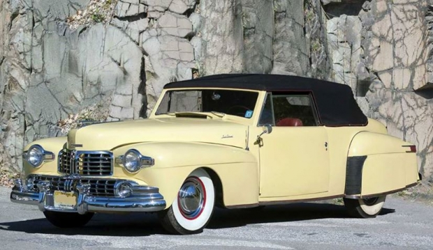 1947 Lincoln Continental Cabriolet