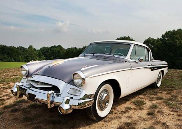 1955 Studebaker President State Speedster old car