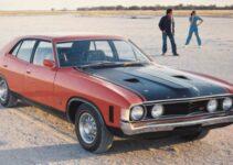 1972 Ford Falcon 351 GT Sedan