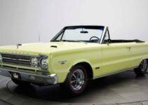 1967 Plymouth Belvedere GTX 426 Hemi Convertible