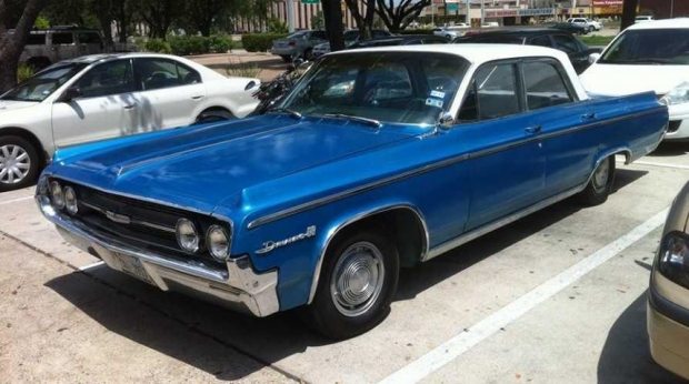 Oldsmobile 88 Dynamic 1964 muscle car