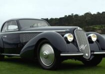 1937 Alfa Romeo 8C 2900B Corto Touring Berlinetta