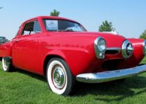 1950 Studebaker Starlite Coupe