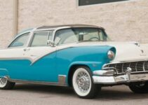 1956 Ford Crown Victoria Skyliner