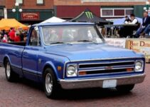 1968 Chevy C-10 Pickup Truck