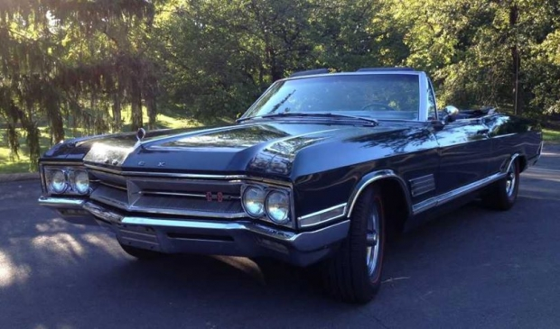 1966 Buick Wildcat GS Convertible