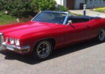 1970 Pontiac Bonneville Convertible