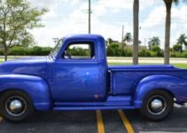 1950 Chevy Step Side Pickup Truck