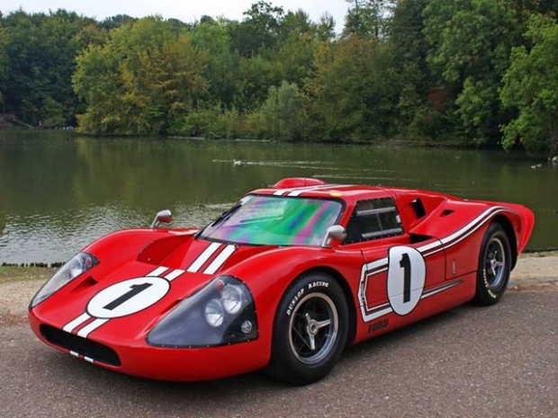 1967 Ford GT40 MKIV sports car