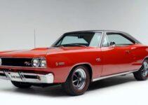 1968 Dodge Coronet R-T 426 Hemi
