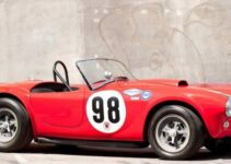 1963 Shelby Cobra 289 Factory Team Car