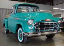 1957 Chevrolet 3100 Pickup Truck