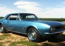 1967 Camaro Sport Coupe