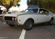 1969 Hurst Oldsmobile 455