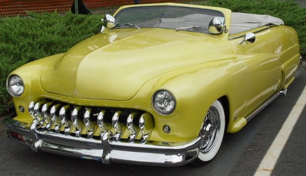 1949 Mercury Convertible