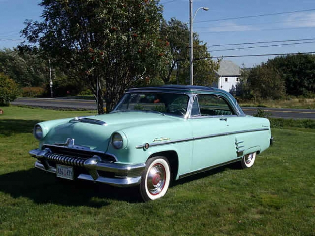 1954 Mercury Sun Valley old car