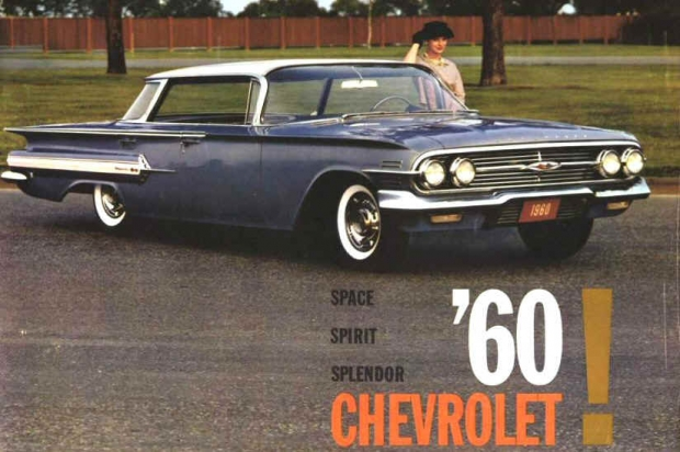 1960 Chevrolet Impala Four Door Hardtop
