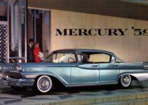 1959 Mercury Hardtop