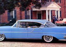 1957 Lincoln Premiere Landau