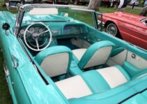 1959 Ford T-Bird Interior